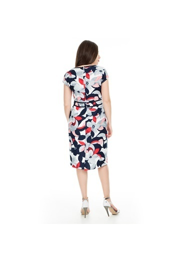 Modailgi Elbise Mercan